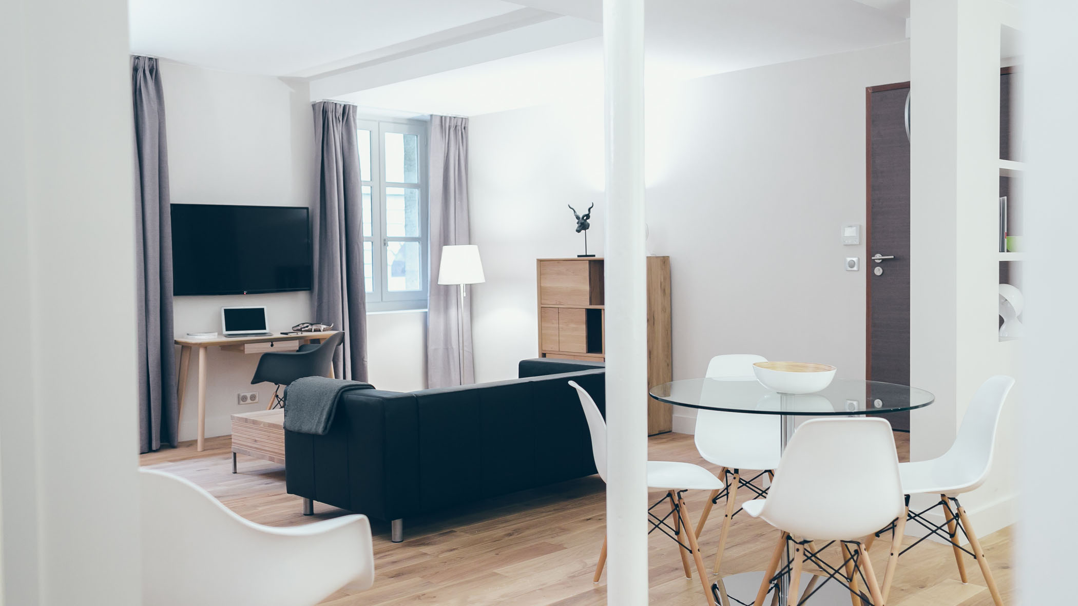 Location appartements luxe Bordeaux centre ville